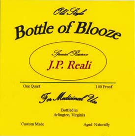 Bottle of Blooze